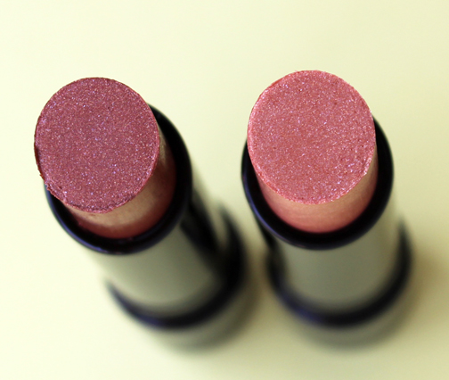 Bobbi Brown Boho Bronze and Pink Gold lipsticks