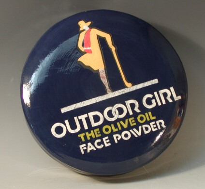 Karen Shapiro - Outdoor Girl vintage face powder