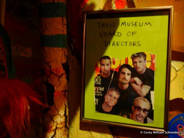 Troll Museum Board of Directors
