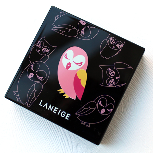 Laneige x Lucky Chouette