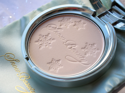Maquillage Snow Beauty 2016