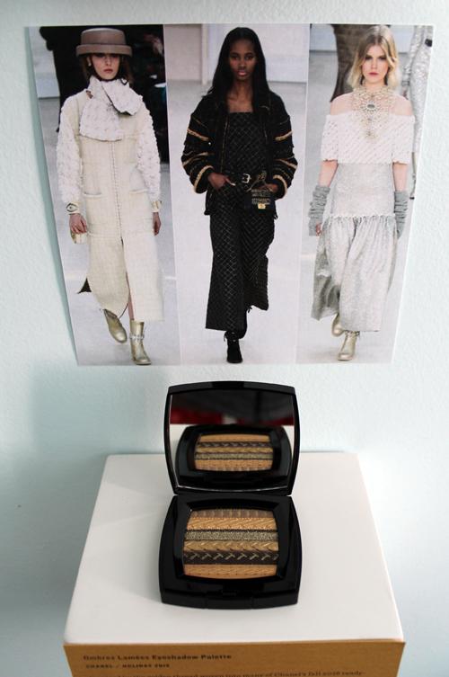Chanel Ombres Lamées