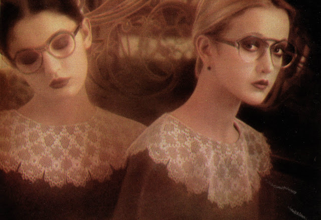 Sarah Moon - Elle France, 1977