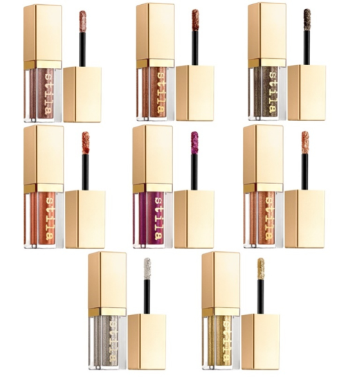 Stila Magnificent Metals spring 2017