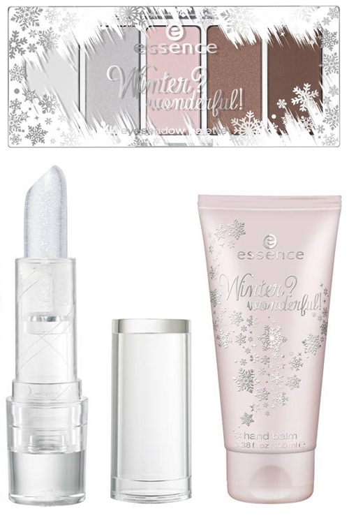 Essence Winter Wonderful collection