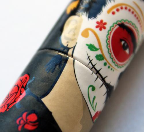 Republic Nail Frida Kahlo lipstick