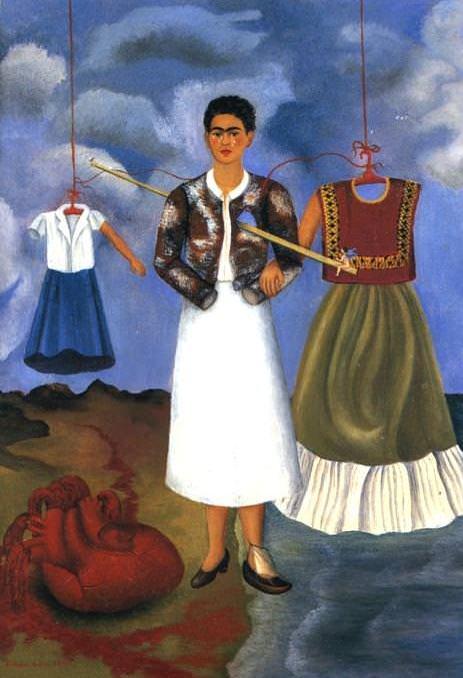 Frida Kahlo, Memory, the Heart
