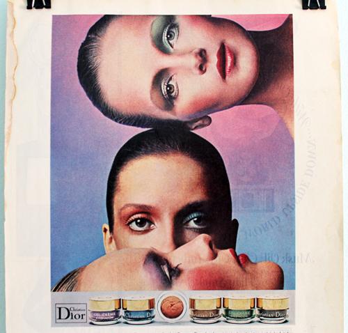 1973 Dior ad