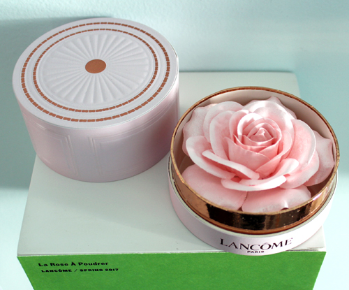 Lancome spring 2017 rose highlighter