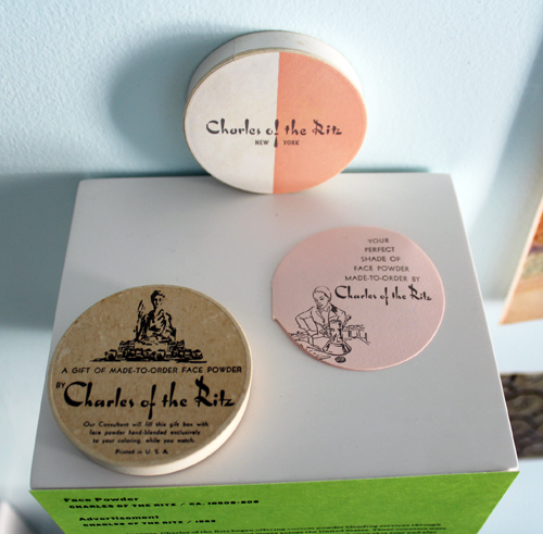 Charles of the Ritz custom face powder