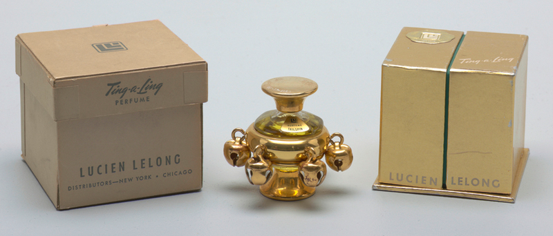 Lucien Lelong Ting a Ling perfume