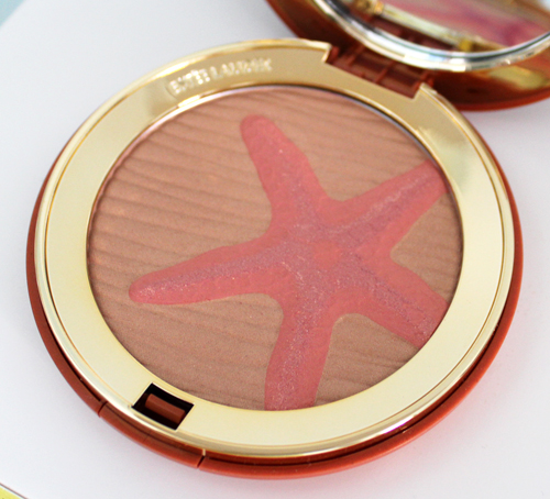 Estee Lauder Bronze Goddess Sea Star bronzing blush, 2011