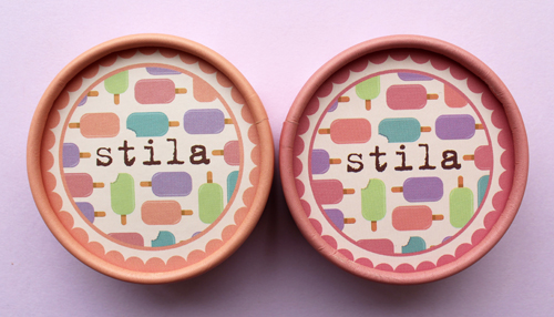 Stila ice cream blushes