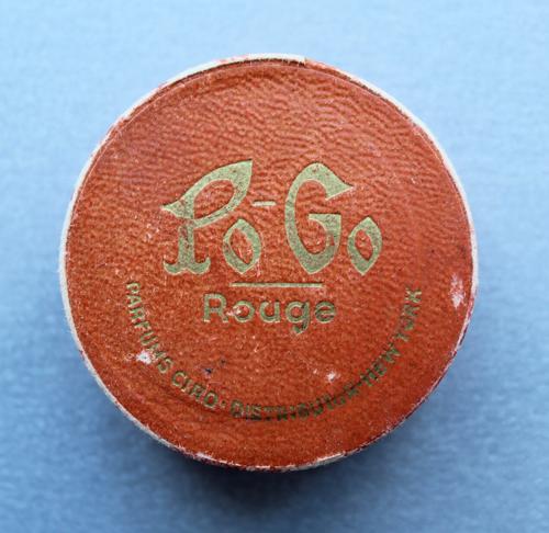 Vintage Po-Go Rouge