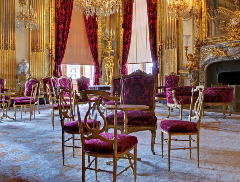 Grand Salon, Napoleon III apartments