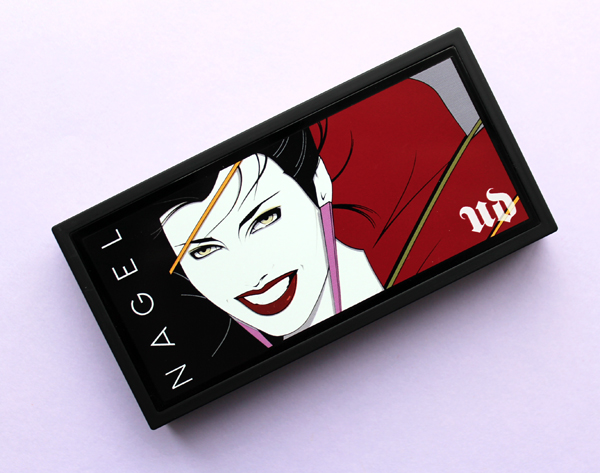 Patrick Nagel for Urban Decay - Rio palette