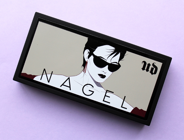 Patrick Nagel for Urban Decay - Sunglasses palette
