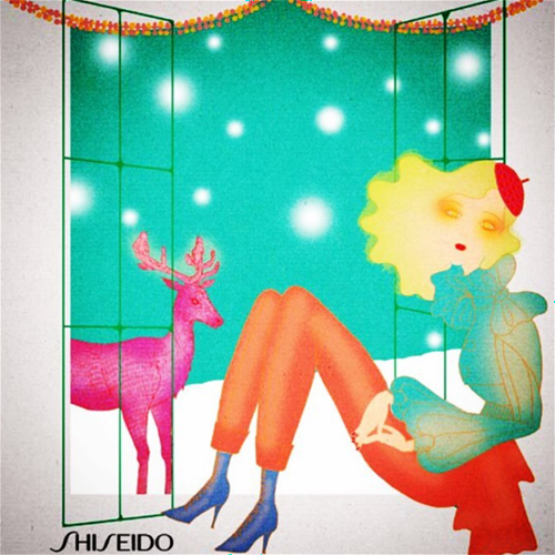 Hiroshi Tanabe for Shiseido