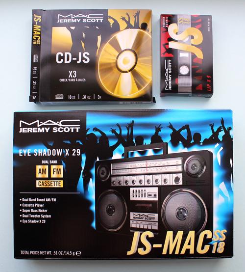 MAC Jeremy Scott