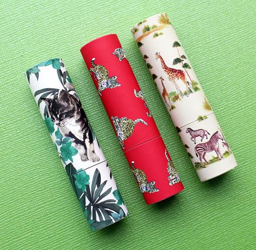 Paul & Joe Hankyu Umeda lipstick cases