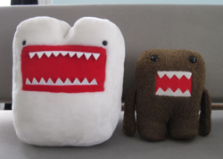 King Albino and Domo Kun