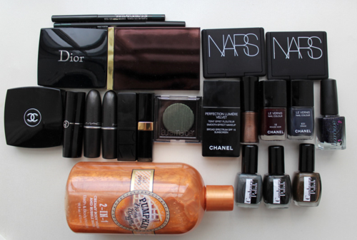 Fall 2014 makeup haul