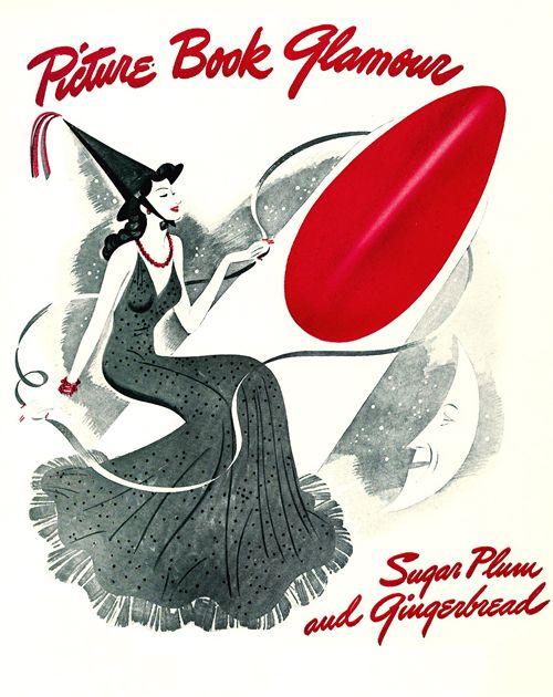 Cutex ad, 1941