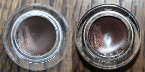 Bobbi Brown Chocolate Shimmer gel liner