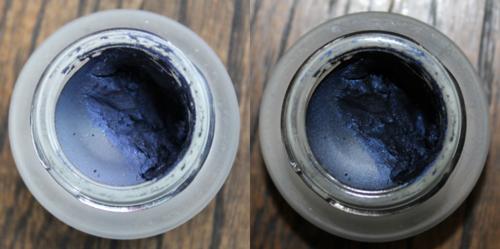 Bobbi Brown Sapphire shimmer gel liner