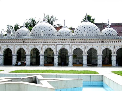 Star mosque, Bangladesh