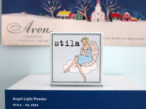 Makeup Museum 2014 holiday exhibition - Stila Angel Light
