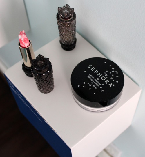 Makeup Museum 2014 holiday exhibition - Anna Sui and Sephora