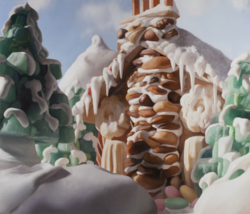Will Cotton:  Nut House (2012)