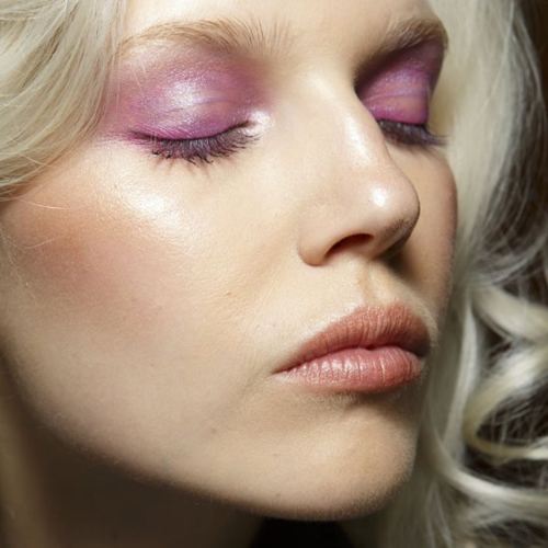 Matthew Williamson spring 2015 makeup look