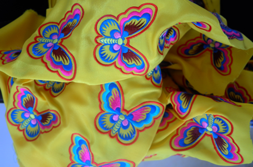 Qiang embroidery - Smithsonian Folklife Festival