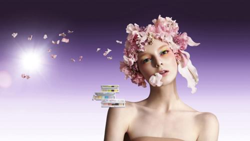 Shu Uemura spring 2013 ad