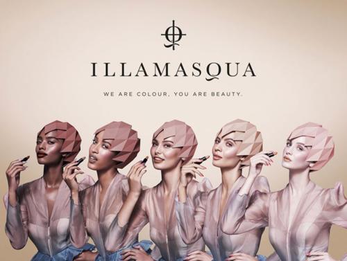 Illamasqua fall 2014 ad