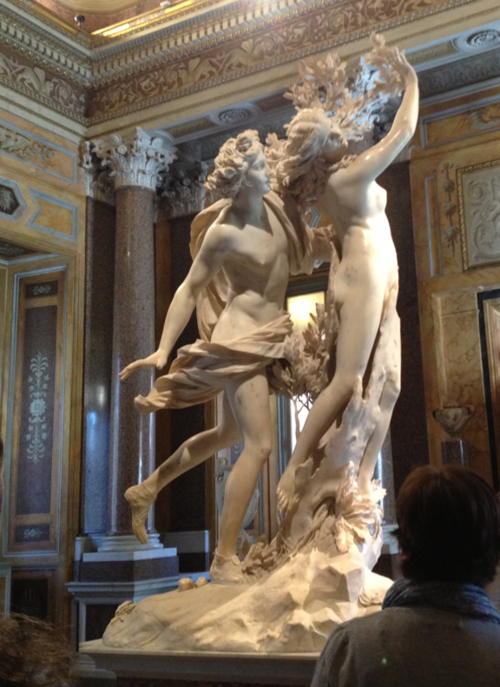 Bernini - Apollo and Daphne