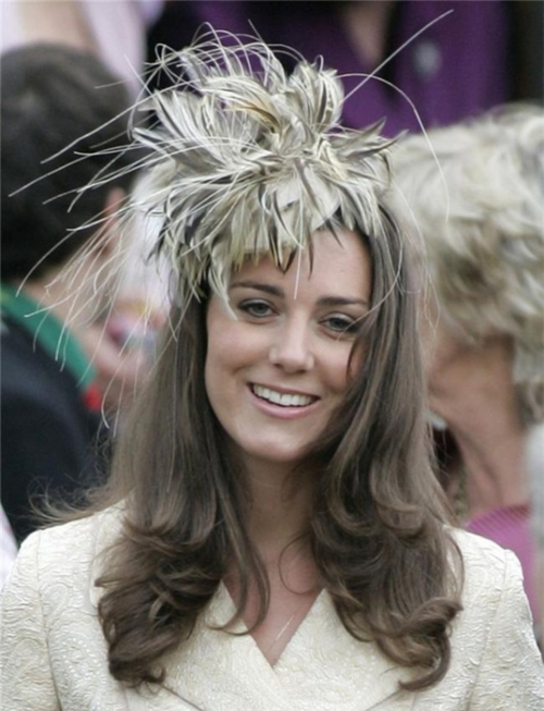 Philip Treacy - Kate Middleton
