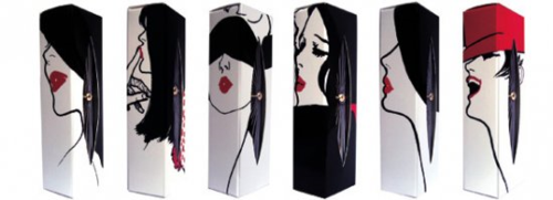 Rouge Baiser lipsticks