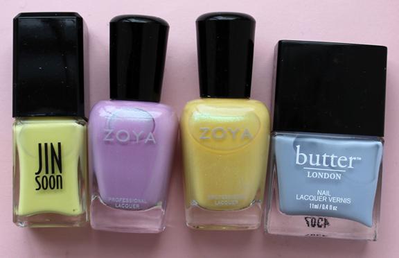 Spring 2015 haul: nails