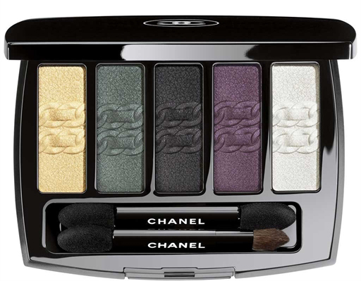 L'intemporel de Chanel palette