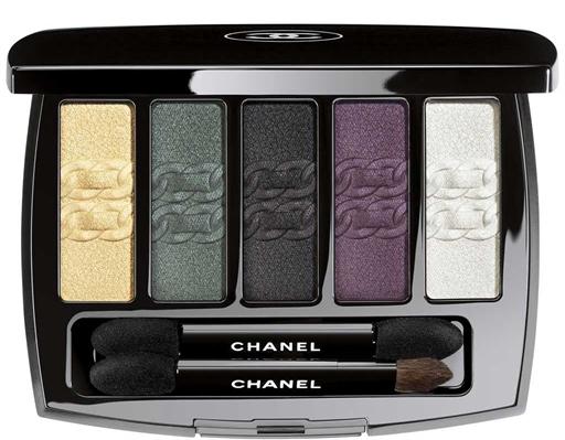 L'intemporel de Chanel palette