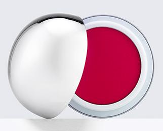 Estée Lauder Courrèges silver ball packaging