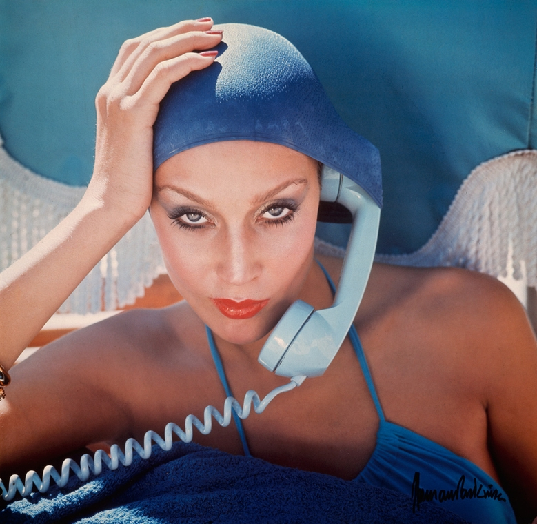 "Norman Parkinson, ""On Call"", 1975"