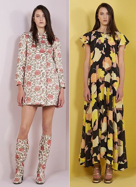 Paul & Joe pre-fall 2015 dresses