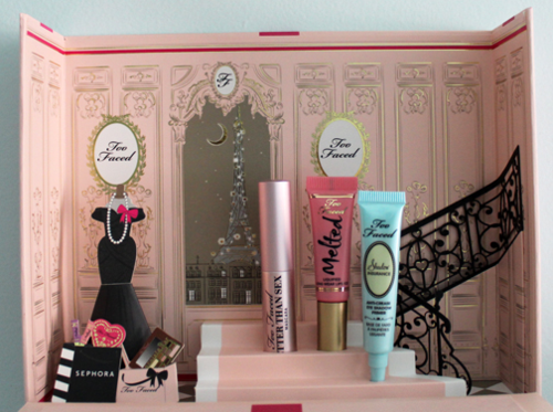 Too-Faced Le Grand Palais set