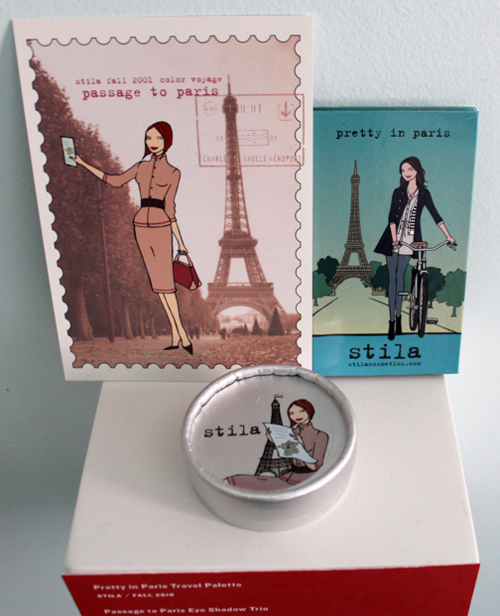 Stila Passage to Paris and Pretty in Paris