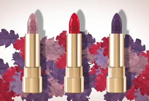 Dolce & Gabbana fall 2015 makeup