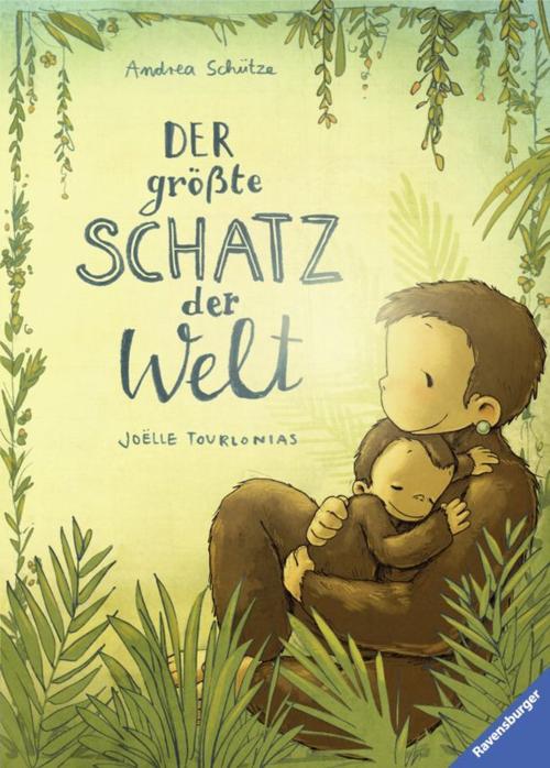 Joelle Tourlonias illustration